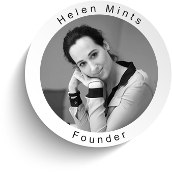 Founder M.INT Helen Mints