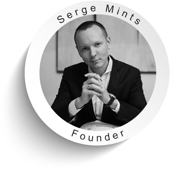 Founder M.INT Serge Mints