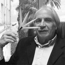 Perfumer Jacques Flori